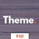 Theme Point - Business Agency PSD Template - ThemeForest Item for Sale