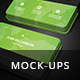 Realistic Business Card Mock Ups  - GraphicRiver Item for Sale