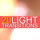 20 Light Transitions - VideoHive Item for Sale