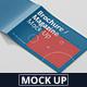 A4 Landscape Brochure / Magazine Mock-Up - GraphicRiver Item for Sale