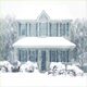 House In Winter Snowstorm - VideoHive Item for Sale