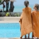 Little Girls Wrapped In Towel After Swimming - VideoHive Item for Sale
