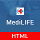 MediLIFE - Multipurpose Medical Template