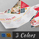 Fashion Shoes Tri-fold Brochure - GraphicRiver Item for Sale