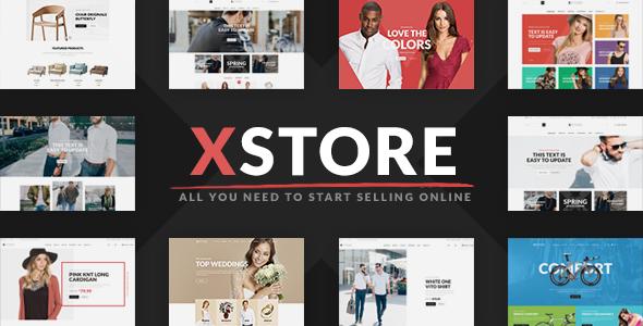 XStore – Responsive WooCommerce Theme