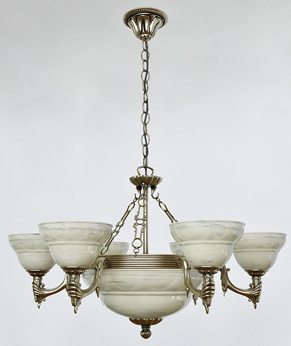 chandelier Eglo Marbella 85858 - 3DOcean Item for Sale