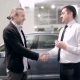 Successful Deal In The Car Dealership - VideoHive Item for Sale