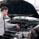 Customer Inspecting Car Engine - VideoHive Item for Sale