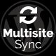 Wordpress Multisite Sync
