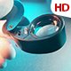 Using A Loupe For Testing 0162 - VideoHive Item for Sale