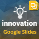 Innovation Multipurpose Google Slides Presentation Template - GraphicRiver Item for Sale