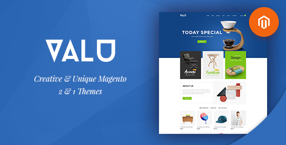 Ves Arthome Magento 2.2.x Template With Pages Builder - 12