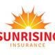 Sunrising Insurance Logo - GraphicRiver Item for Sale