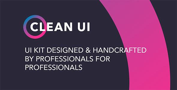 Clean UI Premium Bootstrap 4 Admin Template + Angular Starter Kit