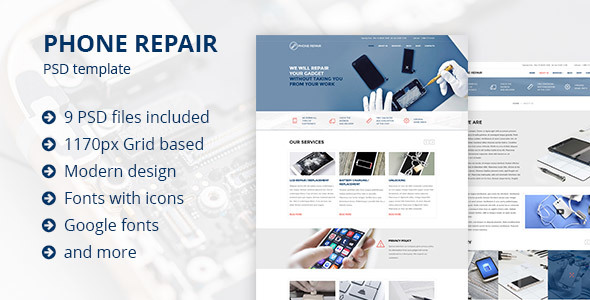Phone Repair - Business Corporate
