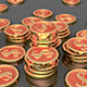 Coins With Monetary Signs - VideoHive Item for Sale