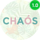 Chaos - eCommerce Bootstrap Template Nulled