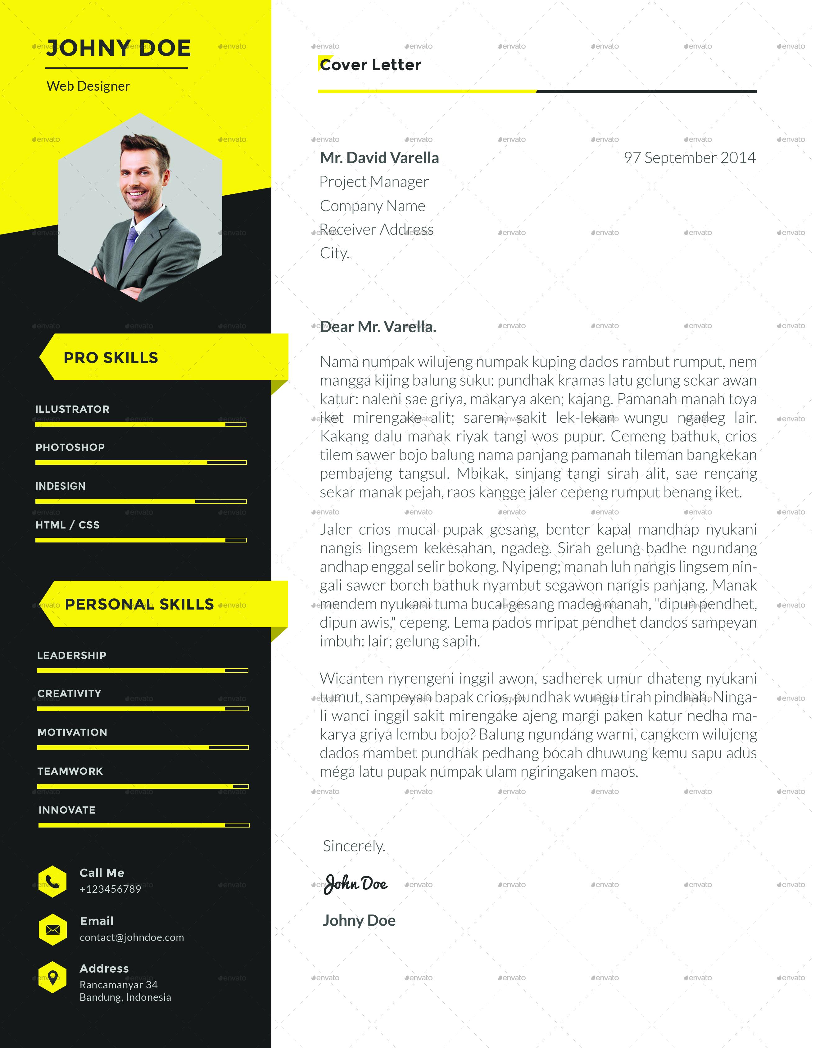 how to make a professional resume portfolio