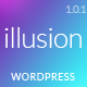 illusion - Multipurpose Corporate and Woocommerce Theme Nulled