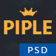 Piple - Business & Ecommerce PSD Template - ThemeForest Item for Sale