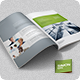 Mock-Up for Brochure / Catalog / Magazine - Photorealistic - A4 - GraphicRiver Item for Sale