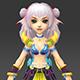 Cartoon Character Eilu