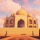 Taj Mahal, Agra, India - VideoHive Item for Sale