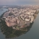 Aerial View From Krasnodar City - VideoHive Item for Sale