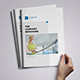Blue Corporate Business Brochure - GraphicRiver Item for Sale