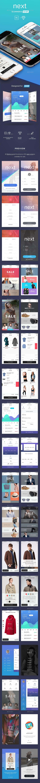 Next Ecommerce UI Kit - User Interfaces Web Elements