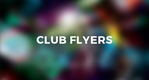 Premium Club Flyers
