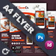 Mobile App Flyer Templates - GraphicRiver Item for Sale