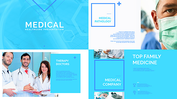 medical presentation medical healthcare by motion template