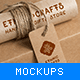 Logo Mockup Pack. Craft and Cardboard Edition - GraphicRiver Item for Sale