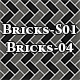 Hi-Res Texture Bricks-04 of Brick Textures - S01 - 3DOcean Item for Sale