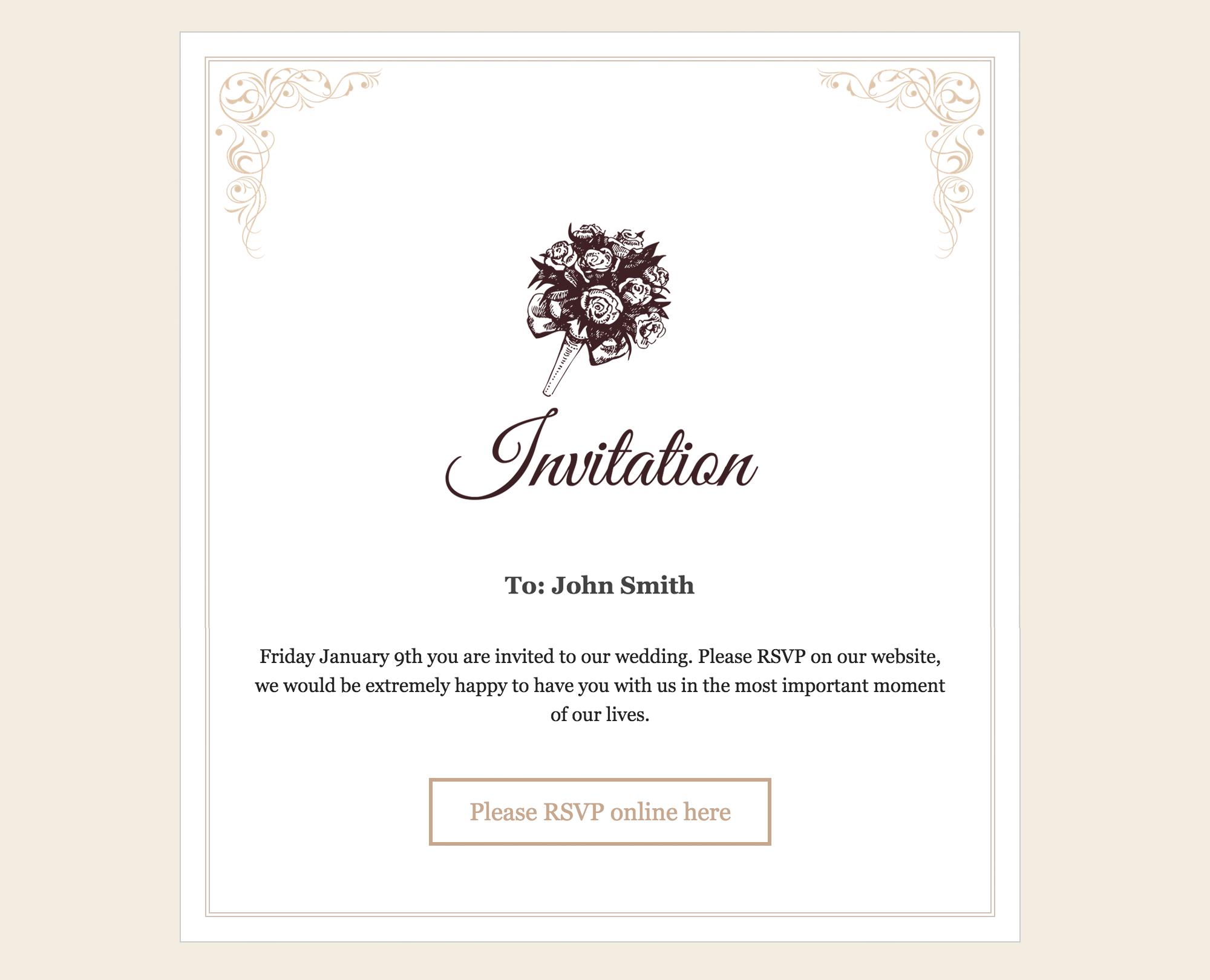 Vintage Wedding WordPress Theme by CraftedPixels | ThemeForest