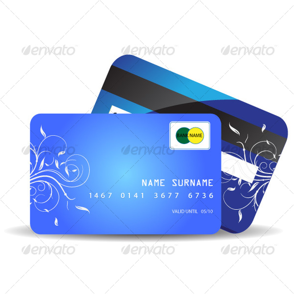 Credit card - Services Commercial / Shopping