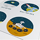 Astronomy & Space Cartoon Icons - GraphicRiver Item for Sale