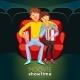 Cinema Time Illustration