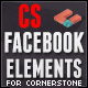 Facebook Elements for Cornerstone - CodeCanyon Item for Sale