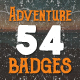 Adventure Graphics Pack. Bundle Edition. - GraphicRiver Item for Sale