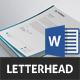 Letterhead - GraphicRiver Item for Sale