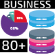 Business Infographics Elements - GraphicRiver Item for Sale