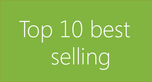 Top 10 best selling