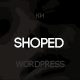 Shoped - Multipurpose, Minimal WooCommerce Theme - ThemeForest Item for Sale