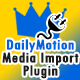 King Media Dailymotion Importer Plugin - CodeCanyon Item for Sale