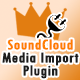 King Media Bulk SoundCloud Importer Plugin - CodeCanyon Item for Sale