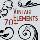 Vintage Frames and Laurel Wreaths - VideoHive Item for Sale