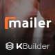 Mailer - Responsive Email Template + Builder 2.0