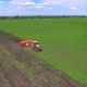 Agriculture Field And Tractor - VideoHive Item for Sale